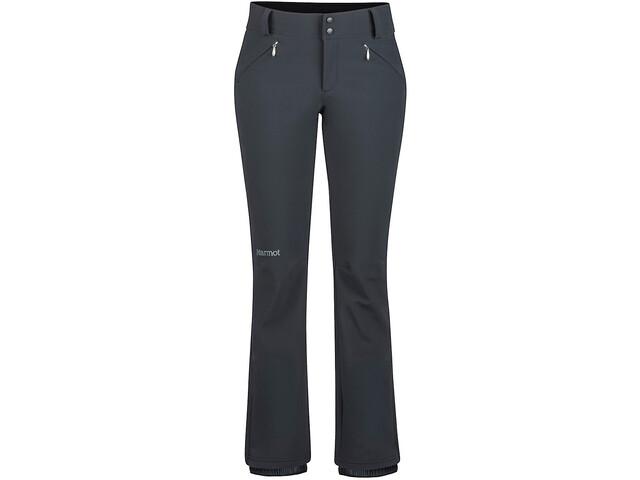 Marmot Kate Pantalones Mujer, negro